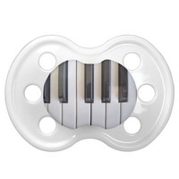 The Unisex piano Pacifier