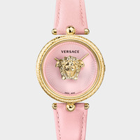 Versace Pink Palazzo Empire 34 mm Watch for Women   US Online Store