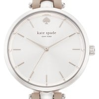 Women's kate spade new york 'holland' round watch, 34mm