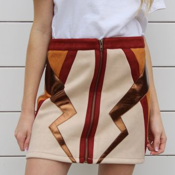 """Electric"" Skirt"