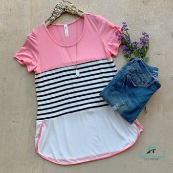 Perfect Dream Pink Top