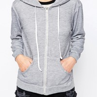 Wildfox Kim's Little Hoodie at asos.com