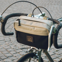 Bike bag | Handlebar bag 'Big Eddy' | | bicycle accessories | bicycle bag | gift for cyclist | waterproof
