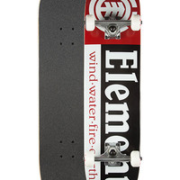 ELEMENT Section Full Complete Skateboard | Completes