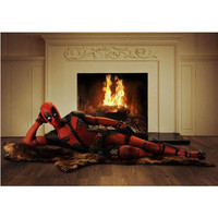 Deadpool Great Irresponsibility Gallery Print
