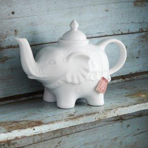 Elephant Teapot | Dining Accessories | House & Home | House & Home | rigby & mac
