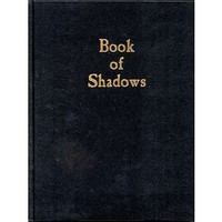 Blank Book Of Shadows Witches Personal Magick Spell Books-Grandpa's General Store