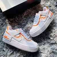 NIke Air Force 1 deconstructed low-top women's sneakers shoes