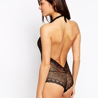 ASOS Mia Strappy Lace Body