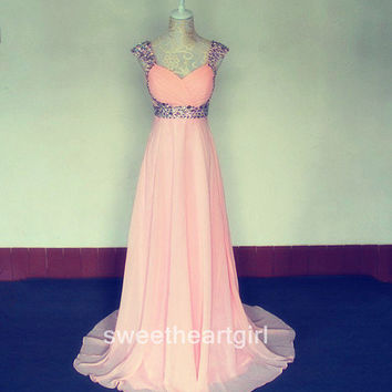 Sweetheart Floor-Length the prom dress / graduation dresses from Mic Dress