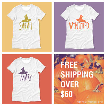 Mary Witch BFF Shirt