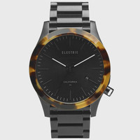 Electric Fw03 Ss Watch Black One Size For Men 26237210001