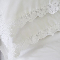 Lily Lace Bed Linen