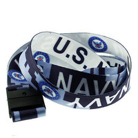 "Official Licensed Products Military ""US NAVY"" Camo Lanyard-Brand New with Tags!"