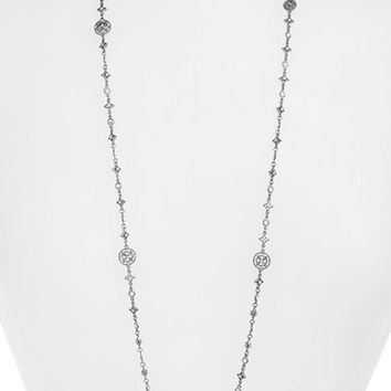 FREIDA ROTHMAN Contemporary Deco Station Necklace | Nordstrom