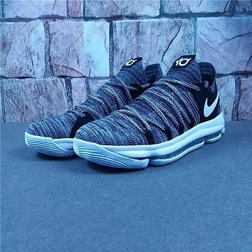 Nike Zoom KD 10 Kevin Durant ¡°Oreo¡± Sneaker