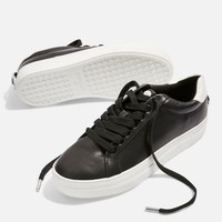 Cranberry Lace Up Sneakers - Sneakers - Shoes