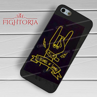5SOS Members - zAzA for  iPhone 6S case, iPhone 5s case, iPhone 6 case, iPhone 4S, Samsung S6 Edge