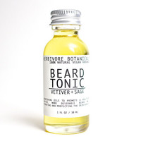 PRE ORDER for 11/6. 100% Natural Beard Tonic.