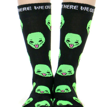 WE OUT HERE SOCKS