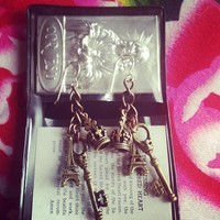 Old Paris Charm earrings