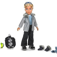 Bratz Boyz Wintertime Collection Cameron Doll