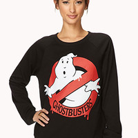 Playful Ghostbusters Sweatshirt
