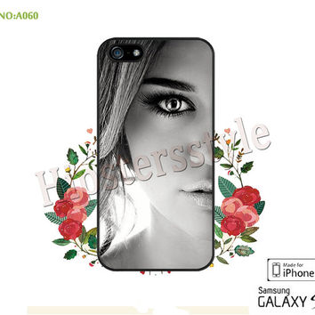 Miley cyrus Phone Cases, iPhone 5/5S Case, iPhone 5C Case, iPhone 4/4S Case, Galaxy S3 S4 S5 Note 2 Note 3 Case for iPhone-A060