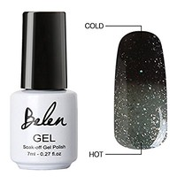 Belen Chameleon Thermal Colour Changing Gel Polish Soak Off Nail Art Manicure 9046