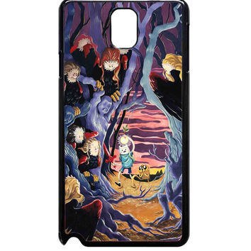 comic adventure time For Samsung Galaxy Note 3 Case ***