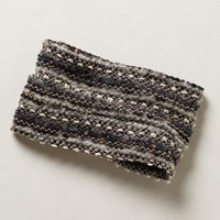 Sheila Knit Ear Band by Anthropologie Black & White One Size Jewelry
