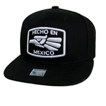 * Hecho En Mexico Cap In Black