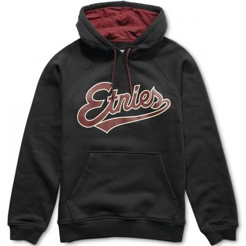 1f81bed423a Etnies Tiney Pullover Hoodie - Black from CCS | Things I 😍