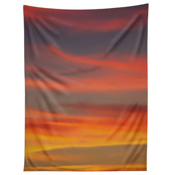 Shannon Clark Fire in the Sky Tapestry