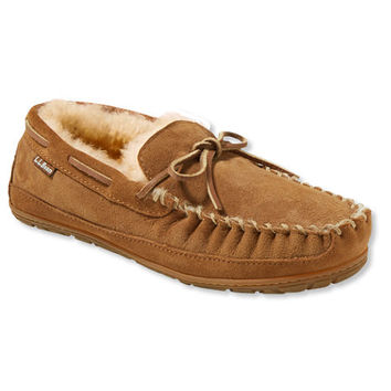 Men's Wicked Good Moccasins   Free Shipping at L.L.Bean