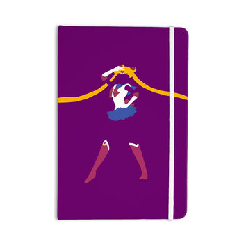 "NL Designs ""Moon Senshi"" Digital Pop Art Everything Notebook"