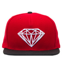 DIAMOND SUPPLY CO. BRILLIANT SNAPBACK