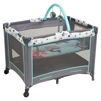 Baby Trend EZRest Nursery Center-Sea Life