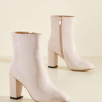 Drive You Mod Block Heel Boot