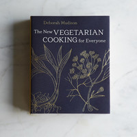 The New Vegetarian Cooking, Signed Copy