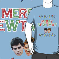 Merry Newtmas - The Maze Runner