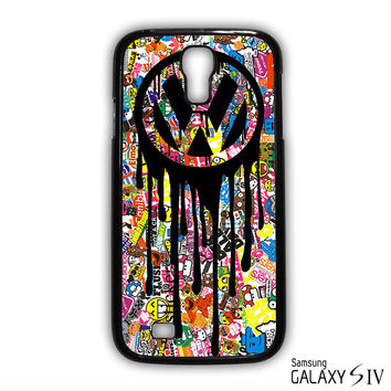 VW Volkswagen Bomb Sticker for phone case Samsung Galaxy S3,S4,S5,S6,S6 Edge,S6 Edge Plus phone case