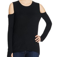 PAM & GELACold Shoulder Sweater