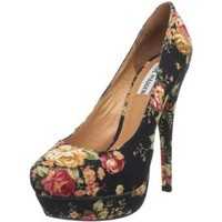 Steve Madden Women's Karmenaf Platform Pump - Free Overnight Shipping on New Styles, Free Return Shipping: endless.com