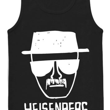 Breaking Bad heisenberg tank top for womens and mens