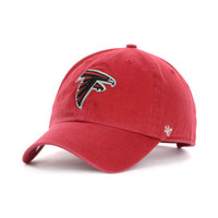 Atlanta Falcons NFL Clean Up Cap