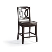 Soma Swivel Counter Height Bar Stool (26″H seat)