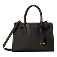 MICHAEL Michael Kors Dillon East/West Satchel Black - Zappos.com Free Shipping BOTH Ways
