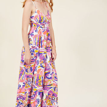 Courageous Connection Maxi Dress in Activist