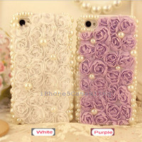 Lace iphone 4 case - iphone 5 case - iphone 4s case - cute iphone 4 case - iphone 5S case - iphone 5c case - cute iphone 5 case - iphone 5s